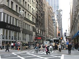 photography york between on image new nyc midtown street in diamond manhattan falke avenues district and archive stefan