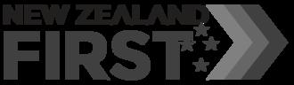 New Zealand First - Image: NZ First logo 2017