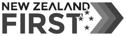 A Fresh Face, logo introduced in 2017 NZ First logo 2017.png