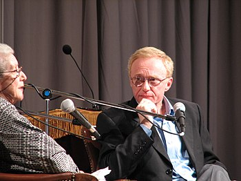 Nadine Gordimer and David Grossman