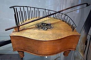 Nail violin