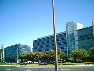 Nortel - Former campus in California