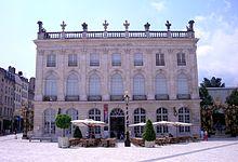 Музей изящный искусств Нанси