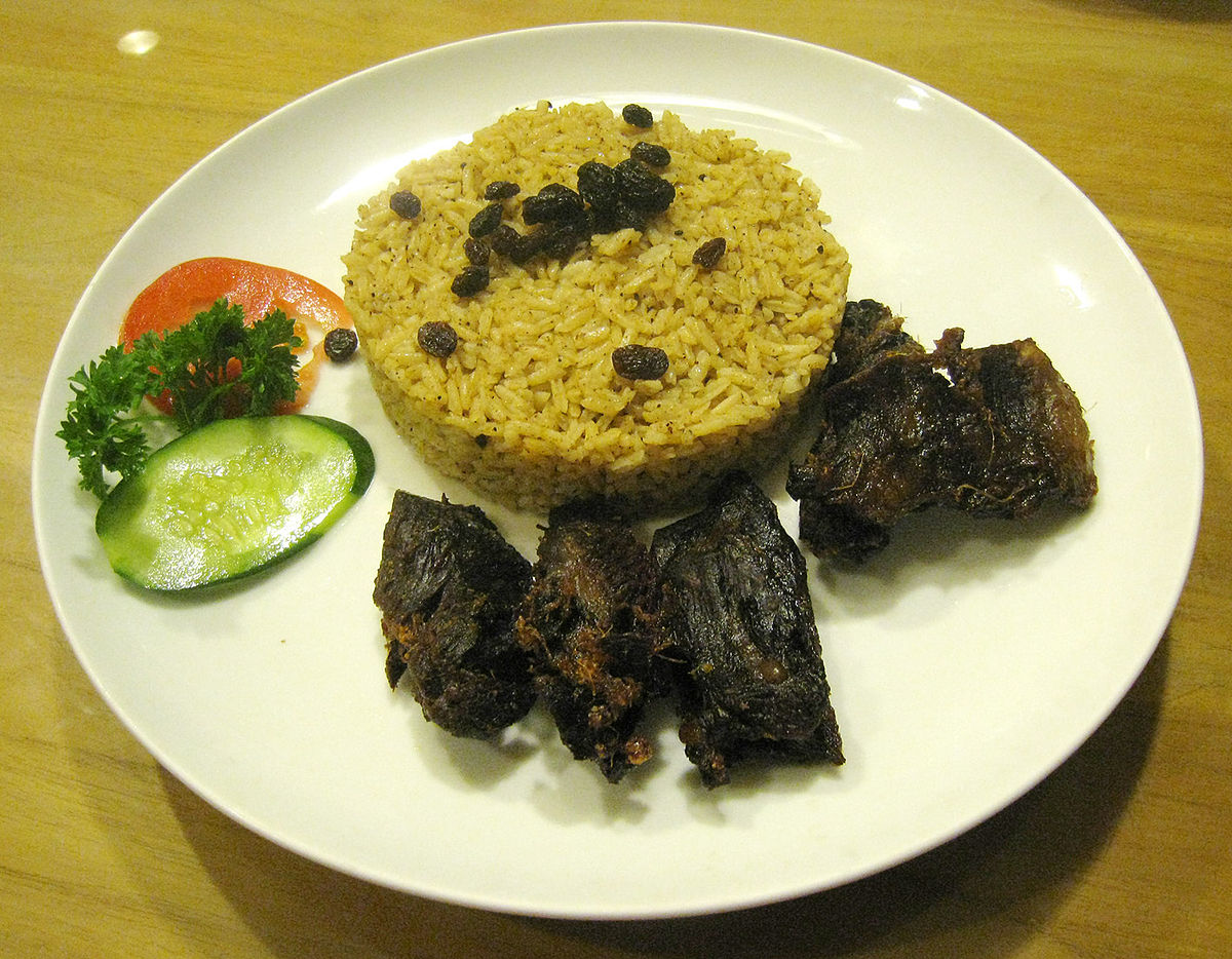 Image result for Nasi Kebuli
