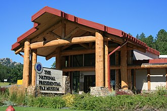 Keystone, South Dakota - Image: National Presidential Wax Museum