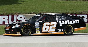 Rusty Wallace Racing - The No. 62 driven by Michael Annett in 2011