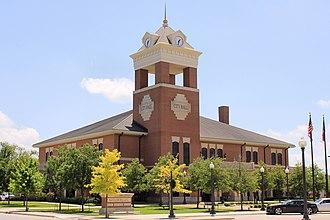 Navasota, Texas - Navasota City Hall