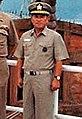 Navy (ROKN) Admiral Oh Kyung-hwan 해군대장 오경환 (NH 105149-KN Admiral William J. Crowe, USN Admiral Kyung Hwan Oh).jpg