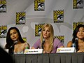 Naya Rivera, Heather Morris & Jenna Ushkowitz (4853155294).jpg