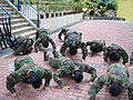 Ncc Physical Training.JPG