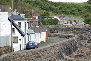 Islandmagee Human settlement in Northern Ireland