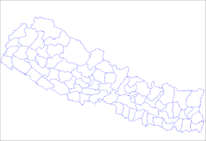 Administrative divisions of Nepal - Districts of Nepal