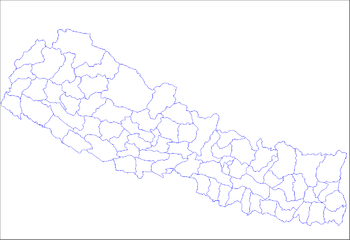 Districts of Nepal