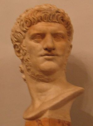 Bust of Nero