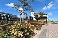 Neuendorf (Eifel); Dorfplatz a.jpg