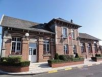 Neuville-Saint-Amand (Aisne) mairie.JPG