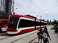 New Flexity LR vehicles at Spadina and College, 2016 07 21 (11).JPG - panoramio.jpg