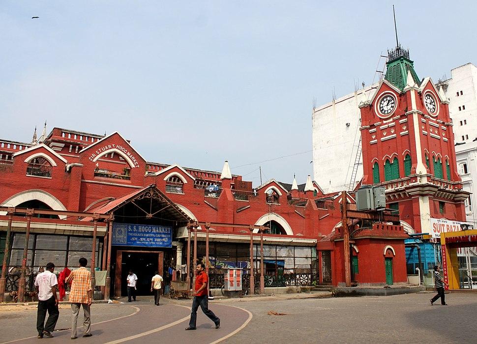 New Market, Kolkata, 2011