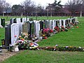 New graves - geograph.org.uk - 310548.jpg