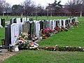 New graves - geograph.org.uk - 310548.jpg