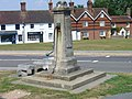 Newick Village Pump - geograph.org.uk - 1072055.jpg
