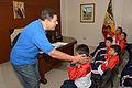 Niños ganadores de las Olimpiadas Especiales Intercantonales visitaron al Alcalde (11106497854).jpg