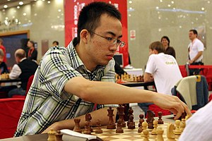 Ni Hua - World Mind Sports Games, 2008