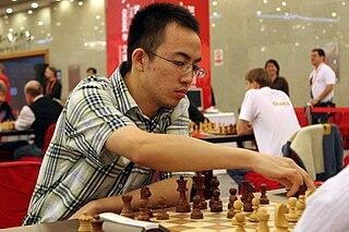 Ni Hua Chinese chess grandmaster