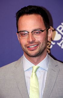Nick Kroll American stand-up comedian
