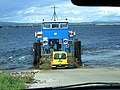 Nigg ferry arriving at Cromarty. - geograph.org.uk - 1478452.jpg