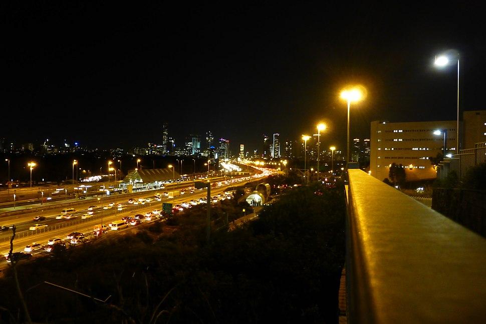 Night in Tel-Aviv 2015