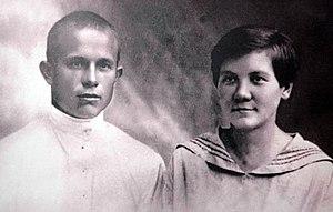 Nikita Khrushchev - Khrushchev's third wife was Ukrainian-born Nina Petrovna Kukharchuk, whom he met in 1922