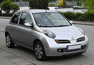 193px-Nissan_Micra_1st_edition_%28K12%29_%E2%80%93_Frontansicht%2C_9._Juni_2011%2C_W%C3%BClfrath.jpg