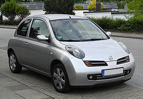 nissan march, 2002 1,2