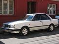Nissan Sunny Super Saloon 1989 (13274840323).jpg