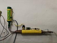 Gas blending for scuba diving - Wikipedia