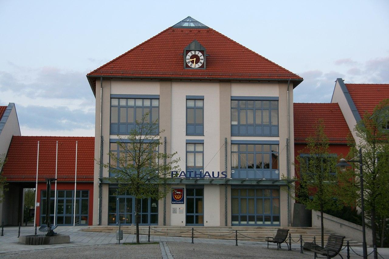 Rathaus Nittendorf