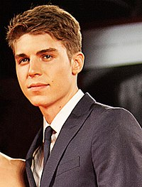 Nolan Gerard Funk Nolan Gerard Funk at the 70th Venice International Film Festival (cropped).jpg
