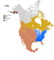 Non-Native American Nations Control over N America 1796.png