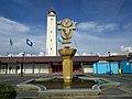 Noordwijk - Vuurtorenplein met Janus.jpg