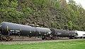 Norfolk Southern Railway freight train (10 May 2016; Horseshoe Curve, Pennsylvania, USA) 4 (26767085120).jpg