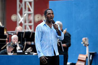 "Norm Lewis - Lewis performs ""Stars"", September 10, 2006"