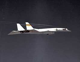 North American XB-70 in flight ECN-2128.jpg