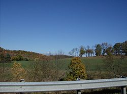 Countryside in North Buffalo Township