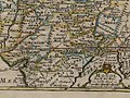 North India, from a miniature map by Nicolas de Fer, c.1685 onwards.jpg