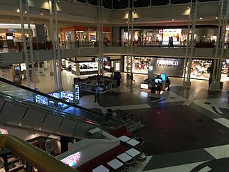 North Point Mall - Image: North Point Mall, Alpharetta, Georgia