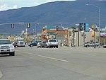 North at SR-113 & US-40 US-189 junction in Heber City, Utah, Apr 16.jpg