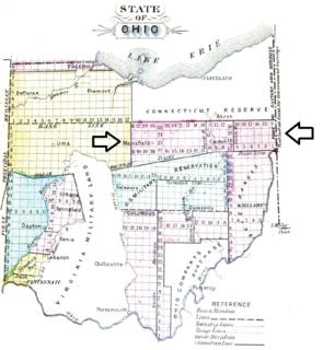 Congress Lands North of Old Seven Ranges