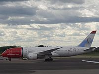 LN-LNB - B788 - Norwegian