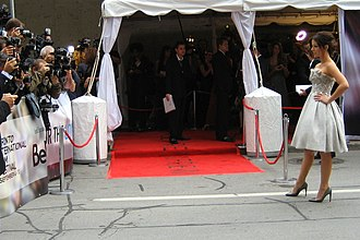 Nothing but the Truth (2008 American film) - Kate Beckinsale at the premiere of Nothing but the Truth, at TIFF 2008